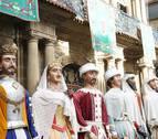 La Pamplonesa celebrará sus 100 años con los gigantes de Pamplona en la plaza de toros