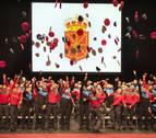 Navarra cuenta con 81 nuevos policías: 43 forales y 38 locales