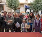 El quesero Iosu Ostiza se lleva en Estella el premio al mejor Idiazábal
