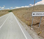 Un motorista de Tudela fallece al salirse de la vía en un puerto de Soria