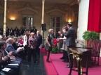 Abierto el plazo para presentar candidaturas para la Medalla de Oro de Navarra