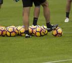 Las goleadas, un fenómeno recurrente en el fútbol navarro