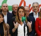 Susana Díaz seguirá en el Parlamento aunque no gobierne