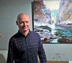Color y pinceladas de impresionismo en los paisajes de Dan Istúriz