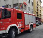 ELA, CCOO y UGT denuncian la situación del servicio de Bomberos