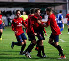 Osasuna pasa a la semifinal del torneo Villa de Cabanillas