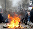 La izquierda anuncia una moción de censura contra el Gobierno francés