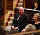 El rey Juan Carlos recibe su gran homenaje