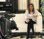 Susana Díaz pregunta a Rivera si será como Macron u optará por Salvini
