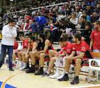 El Basket Navarra pierde en casa, pero salva el 'basket average'