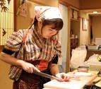 Mujeres en el sushi, desmontando mitos en la gastronomía de Japón