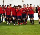 Osasuna-Real Madrid, gran final en Cabanillas