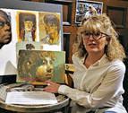 Los cuadros de Diana Iniesta, una pintura en plenitud