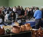 Nagore acoge la esencia del Pirineo vivo con artesanía y productos locales