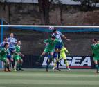 El Izarra remonta ante el Gernika para lograr su primera victoria en casa