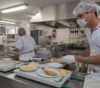 Los pacientes del CHN podrán elegir desde el martes el menú de comida y cena