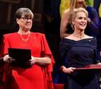 Los Premios Nobel cuentan con dos nuevas mujeres científicas en su Olimpo