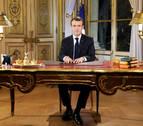 Macron renuncia a su futura pensión vitalicia de expresidente