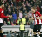 El Athletic vence casi cuatro meses después con un gol de penalti en el descuento
