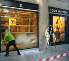 Tres detenidos, uno herido de bala, tras una persecución por robo en Valencia