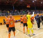 El Aspil firma su pase a cuartos y el Osasuna Magna se despide de la Copa del Rey