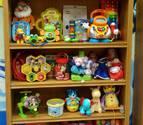 Miles de juguetes buscan hogar en la venta especial navideña de Traperos de Emaús