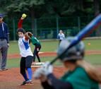 El sófbol es cosa de dos