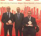 Fundación Caja Navarra, reconocida en los Premios Actualidad Económica