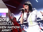 Alba, Sabela y Julia acompañarán a Natalia y Famous en la final de OT 2018