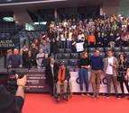 Un vídeo para apoyar a Natalia desde el Navarra Arena