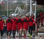 Osasuna preparará el partido frente al Granada en cinco entrenamientos