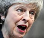 May pide a los líderes de la UE garantías