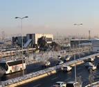 Al menos nueve muertos y 47 heridos por el choque de dos trenes en Turquía