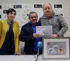 El chef Jorge Ruiz dona su premio al comercio de Estella