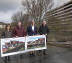 Las viviendas de San Jerónimo estarán disponibles en septiembre