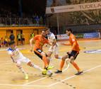 El Aspil-Vidal Ribera Navarra sueña con meterse en la Copa
