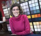 """Laura Arzoz: """"Soy un todoterreno, igual me pongo a negociar que a cargar bidones en un camión"""""""