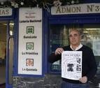 Los cinco 'gordos' que se han repartido en Navarra