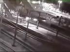 El trágico accidente de tren en Turquía, captado por las cámaras de seguridad