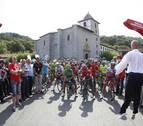 Urdax y Circuito de Navarra, en el menú de la Vuelta 2019
