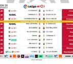 Osasuna recibirá al Cádiz el 6 de enero a las 18 horas
