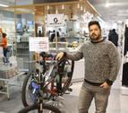 Veinte aniversario de compra y venta en la tienda TocaTeja de Pamplona