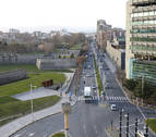 La avenida del Ejercito se llamará desde este lunes Catalina de Foix