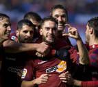 Roberto Torres también dedicó el gol a los Genuine