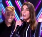 Sofía Suescun canta por primera vez en televisión y le llueven las críticas