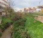 La ampliación del parque del Queiles de Tudela concluirá en primavera