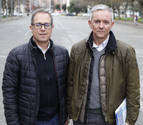 """Sergio Parra y Pedro Sarasiba: """"Pamplona se merece volver a ser importante"""""""
