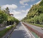 Cambios de tráfico en Burlada por asfaltado