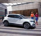 El VW T-Cross, fabricado en Pamplona, obtiene 5  estrellas en la prueba de seguridad