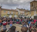 Mater Dei canta en Ayegui y este jueves sigue el recorrido por Estella